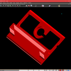 Free 3d print files IPhone Support 6-7 and AppelWatch, pilatus51