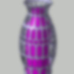 Download STL file vase • 3D printer template, bernardo