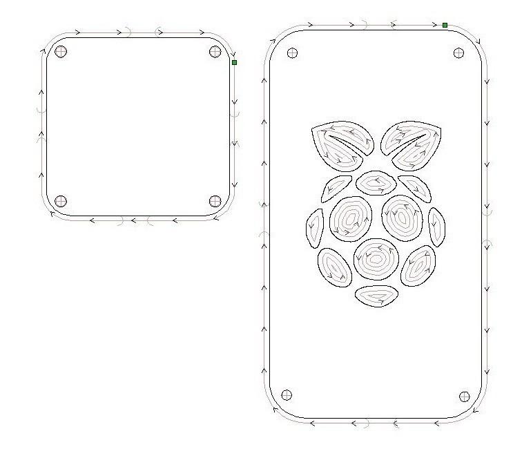 5.jpg Download free STL file Pi - iP Cam • Model to 3D print, Bishop