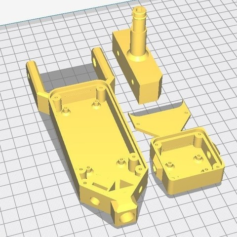 6.jpg Download free STL file Pi - iP Cam • Model to 3D print, Bishop