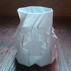 Free 3D printer designs Vase of Carpet No. 01, BAYA