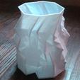 Free 3D printer designs Vase of Carpet No. 01, BAYA