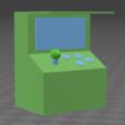 Download free 3D printer model Arcade, Walien_