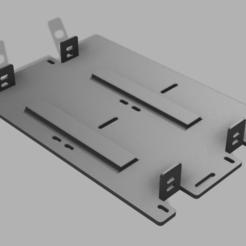 Floppy Plate v12.01.png Download free STL file Amiga 2000HD Floppy plate • 3D printing object, krug3r