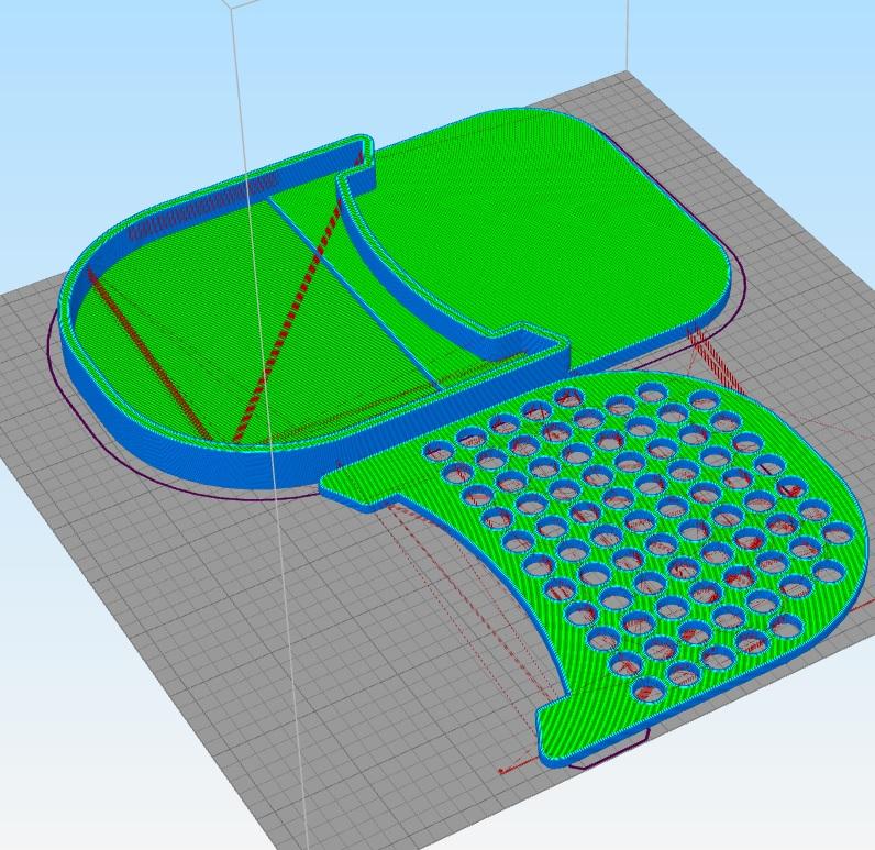 recolte goutte et grille.jpg Télécharger fichier STL gratuit jo • Plan pour imprimante 3D, quentinsant