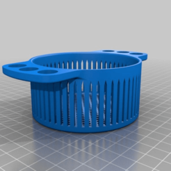 2f56fbf1e14df4110263c9b1eda30ef4.png Download free STL file Colander for kefir • 3D printable design, jbecerra