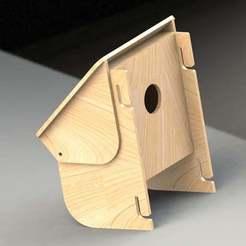 nido2.JPG Télécharger fichier STL gratuit Un nid • Objet imprimable en 3D, jbecerra