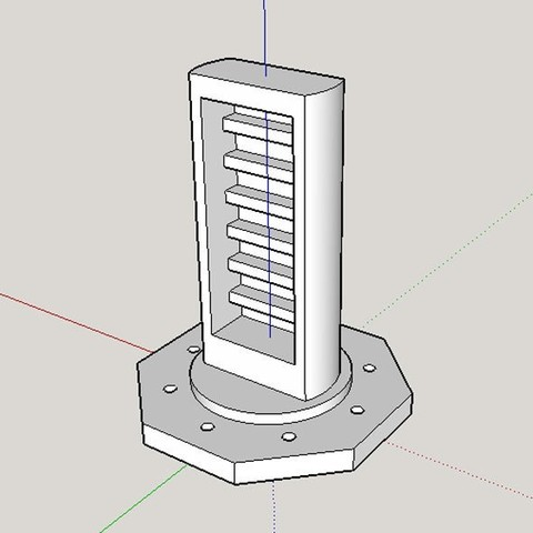 Descargar diseños 3D gratis APOYO TAL, CREMAILLERE APOYO TAL, LTDO