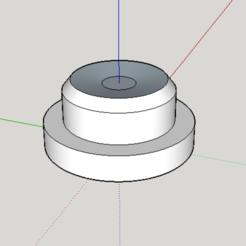BOUTON.PNG Télécharger fichier STL gratuit SUPPORT DE PILE + BOUTON TESTEUR COMPOSANTS • Design pour imprimante 3D, LTDO