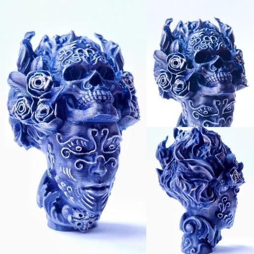 Download 3D printer model Queen of South, SADDEXdesign