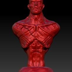 ZBrush Document.jpg Télécharger fichier STL Zombie meurtrier • Design pour imprimante 3D, SADDEXdesign