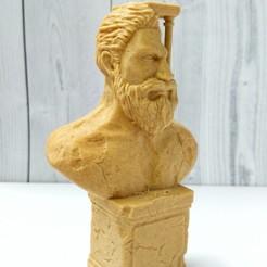 Télécharger fichier impression 3D L'esprit de la construction du buste, SADDEXdesign