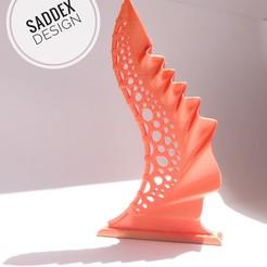 Download free STL Sculpture, SADDEXdesign