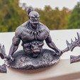 Descargar archivos 3D gratis Busto de Orco, SADDEXdesign