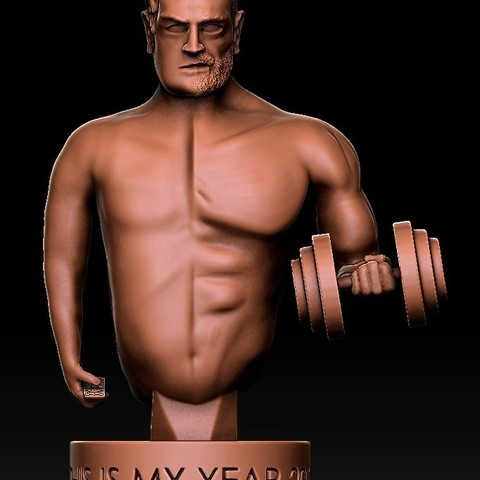 Free STL file Quick Cults Contest Sculpt New Years Resolution, SADDEXdesign