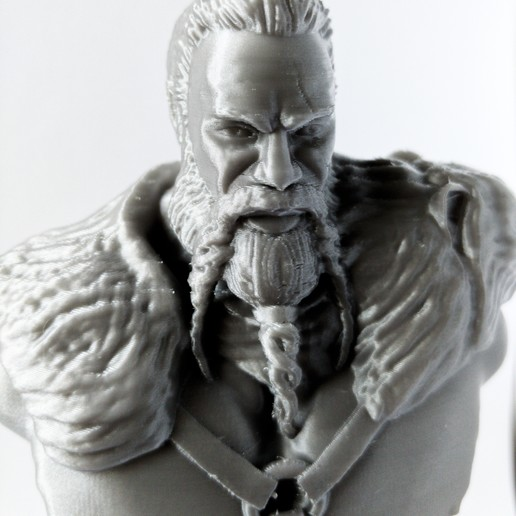 Download 3D printer files Viking Warrior, SADDEXdesign