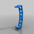 5b9217dcf813589f06e7fe9e42e51883.png Download free STL file Mounting for 3 HC SR04 15° sensors with 90° terminals • 3D printer design, memoretirado
