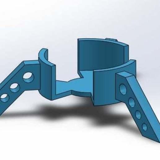 2.jpg Download free STL file Tea Light Holder • 3D printer object, memoretirado