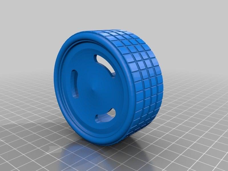 419f326747e5681c2d8ce57d992238ba.png Download free STL file 3 groove calloquial rim • 3D printer object, memoretirado