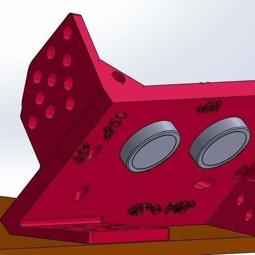 45.jpg Download free STL file Mounting for HC SR04 Multi-Angle (40°,90°,140°,45°,135°,105°,120°, 75° and 60°) • 3D printer object, memoretirado