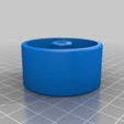 2575cf0f49c0655f764ad50607b365ee.png Download free STL file Smooth Wheel for Motor Reducer • 3D printable template, memoretirado