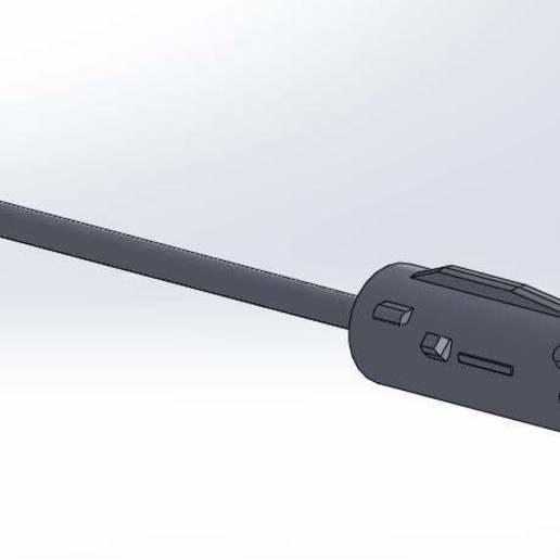 fgt.jpg Télécharger fichier STL gratuit X Wing Fighter  Cannon 1995 Tonka Star Wars Ship • Modèle à imprimer en 3D, memoretirado