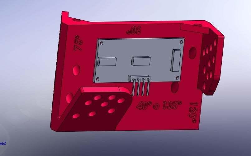 forma_de_poner_el_ping_1.jpg Download free STL file Mounting for HC SR04 Multi-Angle (40°,90°,140°,45°,135°,105°,120°, 75° and 60°) • 3D printer object, memoretirado