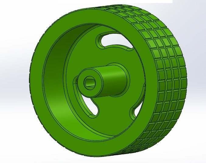 atras.jpg Download free STL file 3 groove calloquial rim • 3D printer object, memoretirado