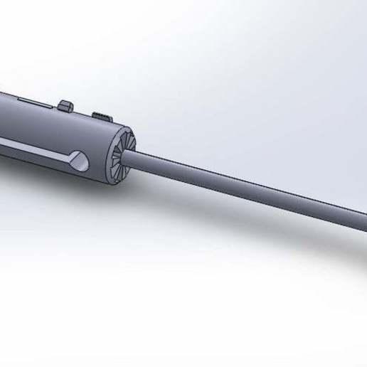 dib1.jpg Télécharger fichier STL gratuit X Wing Fighter  Cannon 1995 Tonka Star Wars Ship • Modèle à imprimer en 3D, memoretirado