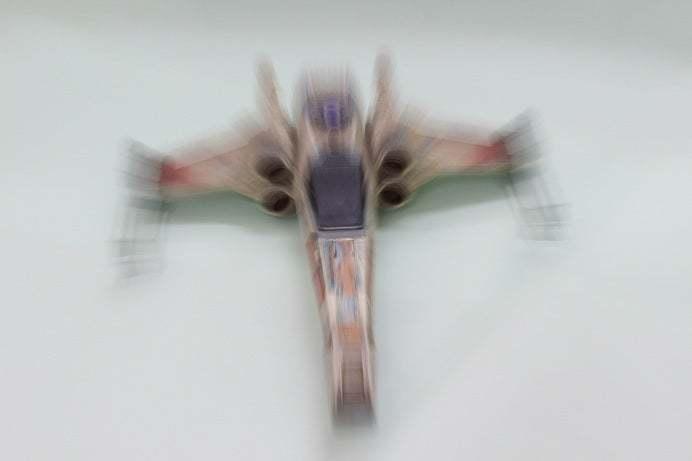 h.jpg Télécharger fichier STL gratuit X Wing Fighter  Cannon 1995 Tonka Star Wars Ship • Modèle à imprimer en 3D, memoretirado