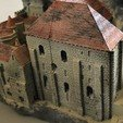 Download 3D printing models SANCTUARY OF ROCAMADOUR, ponsmeister2