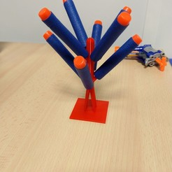 Télécharger fichier 3D gratuit Arbre à flèches NERF, JoC