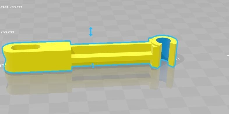 pattes.JPG Download OBJ file legs for skylight • 3D printing object, stef12