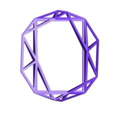 PICTURE FRAME FRONT.png Télécharger fichier STL gratuit Cadre photo Façade • Design pour impression 3D, 3DBuilder