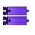 TRAIN BRIDGE SPAN.png Télécharger fichier STL gratuit Portée du pont du train • Design à imprimer en 3D, 3DBuilder