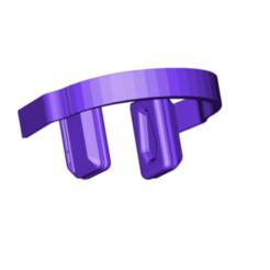 headphones.png Télécharger fichier STL gratuit Casque d'écoute • Plan pour imprimante 3D, 3DBuilder
