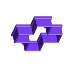 PLUS COOKIE CUTTER.png Télécharger fichier STL gratuit Plus emporte-pièce pour biscuits • Design pour imprimante 3D, 3DBuilder