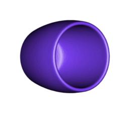 CUP.png Télécharger fichier STL gratuit Tasse • Modèle pour impression 3D, 3DBuilder