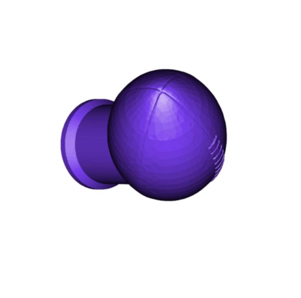 FOOTBALL TROPHY.png Télécharger fichier STL gratuit Trophée de football • Plan imprimable en 3D, 3DBuilder