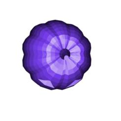 jack o lantern.png Télécharger fichier STL gratuit Lanterne Jack-O-Lanterne • Design pour impression 3D, 3DBuilder