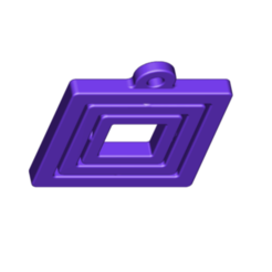 GIMBLE KEYCHAIN.png Download free OBJ file Gimble Keychain • 3D printer object, 3DBuilder