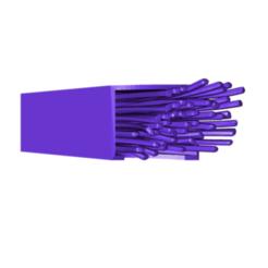 fries.png Télécharger fichier STL gratuit Frites • Objet pour imprimante 3D, 3DBuilder