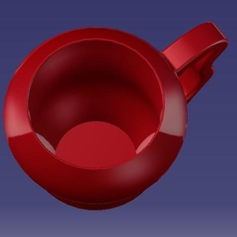 2.jpg Download STL file Cup • 3D printer object, eMBe85