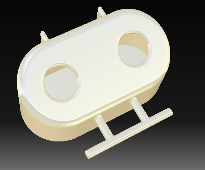 k3.jpg Download STL file Bird feeder • 3D printer object, eMBe85