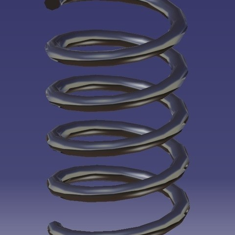 SE1.jpg Download STL file Spiral Earrings • 3D printable object, eMBe85