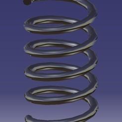 SE1.jpg Télécharger fichier STL Boucles d'oreilles spirales • Plan imprimable en 3D, eMBe85