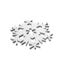 Impresiones 3D Christmas Snowflake Ornament_4, eMBe85