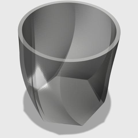 Download STL file Glass_v3 • 3D print template, eMBe85
