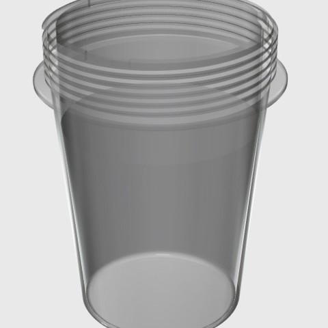 Download STL file Shaker • 3D printer design, eMBe85