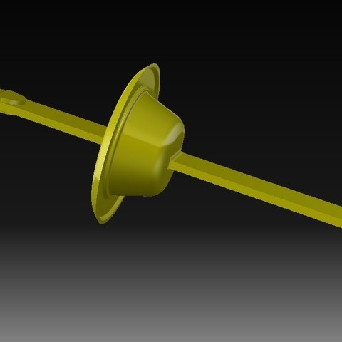 Download STL file Ice cream stick • Object to 3D print, eMBe85